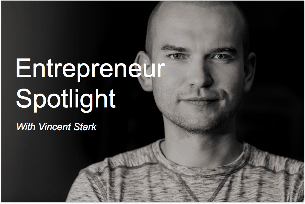 Vincent Stark – Creating Software for the Entrepreneur