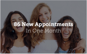 How MWI Helped Dunn Orthodontics Get 86 New Appointments In A Month