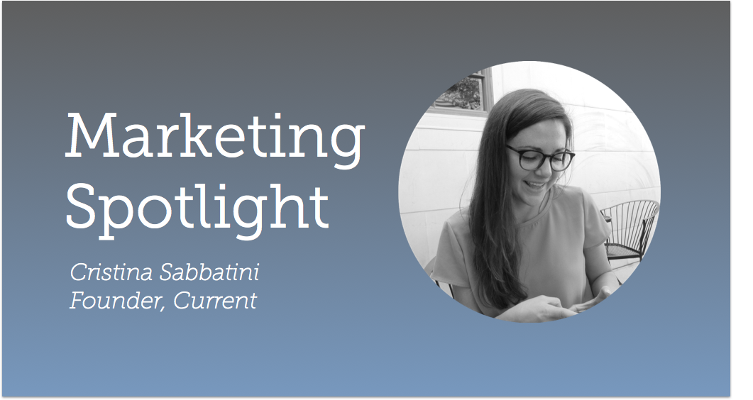 Meet Cristina Sabbatini: Digital Marketing Enthusiast and Entrepreneur