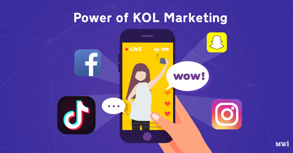 【KOL Marketing】KOL 網紅對品牌形象和宣傳有冇幫助?
